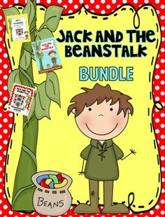 Jack and the Beanstalk Bundle - fairy tale 1st and 2nd grade.  priced