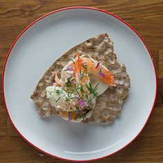 How to Make Swedish Shrimp Salad | Tasting Table Recipe