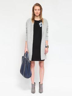 Długi #sweter damski #topsecret