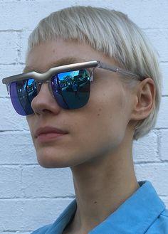 Nora Vai sporting our Empire Ocean sunglasses socotradesign.com