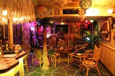 The Kanaloa Tiki Lounge
