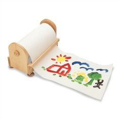 Shop for Guidecraft Tabletop Paper Center. Get free delivery On EVERYTHING* Overstock - Your Online Toys & Hobbies Store! Activities For Kids, Crafts For Kids, Indoor Activities, Birch Ply, Scrapbook Supplies, Scrapbooking, Pretend Play, In Kindergarten, Kids Furniture