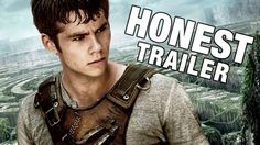All honest trailers!!! Watch the top gun one!!