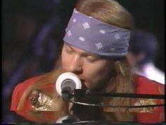 """Guns N' Roses """"November Rain""""  Beautiful"""