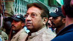 Ex-Pakistan president Musharraf declared fugitive in Bhutto assassination case