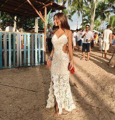 """87.4k Likes, 459 Comments - Mariana Sampaio (@mariana) on Instagram: """"ainda sobre o reveillon! ainda não superei esse amor em forma de vestido! agora uma foto de frente…"""""""