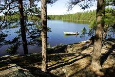 Finland's extensive fishing waters, tens of thousands of lakes, the Baltic Sea coast and hundreds of rivers are well-stocked, pristine and full of beautiful scenery. Baltic Sea, Beautiful Scenery, Finland, Travel Guide, Coast, Fish, River, Mountains, Tour Guide