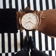 """誕生から2年で1億5000万本販売。""""ダニエル・ウェリントン""""腕時計が今絶対ほしい!   by.S"""