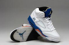 https://www.hijordan.com/air-jordan-5-white-blue-orange-p-1204.html Only$77.78 AIR #JORDAN 5 WHITE BLUE ORANGE Free Shipping!