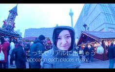 """YAMADA TARO PROJECT TOKYO×BERLIN SYUCHOblanClass@MORIARTMUSEUM 2013/12/14 """"YamadaTaroProject"""" Performer exchanges people face on the street as hisself face with iPad.You can recognize him by face displayed on iPad.That is like name and icon on the Internet.People on the SNS chose face of themselves or famous talent or animation's character .This performance expresses temporally and anonymous Internet.And this project's name YamadaTaro is most anonymous name in Japan like John Smith."""
