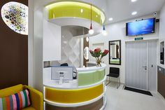 Happy Dentist's Workplace That You Would Like to see Again and Again - http://www.interiordesign2014.com/architecture/happy-dentists-workplace-that-you-would-like-to-see-again-and-again/