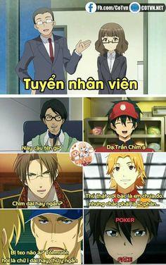 Chế anime