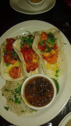 Uncle Julio's - Katy, TX, United States. Cozumel shrimp tacos