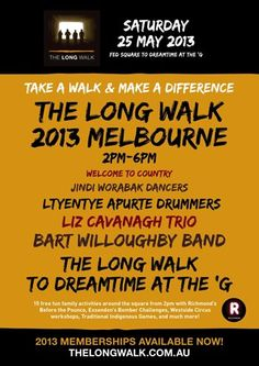 The Long Walk | Walk to the G