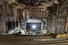 Photos: Inside The Abandoned Old Loew's Theatre On Canal Street