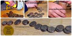 Leah Inspired: Teaching Kids About Money