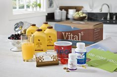 Check out the new Vital 5! Now available in the U.S. with ALL flavors of gel! Coming to other countries very soon!