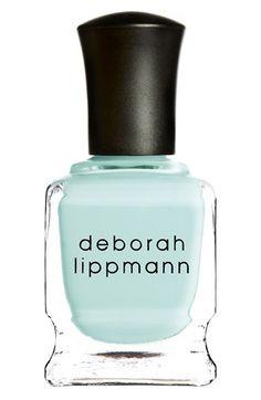 Deborah Lippmann Nail Color | Flowers in her Hair