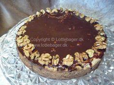 Sweet Tarts, Lchf, Tiramisu, Brownies, Dessert, Ethnic Recipes, Desserts, Tiramisu Cake, Deserts