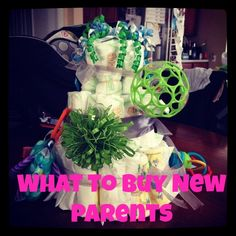 What to Buy New Parents