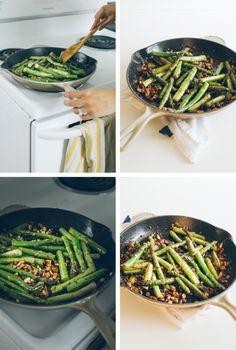 Brad's Asparagus / foodloveswriting.com