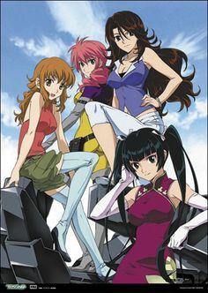 Gundam 00 / Groupe