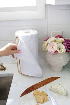 Unpaper Towel DIY (They Are Reuseable!) – A Beautiful Mess