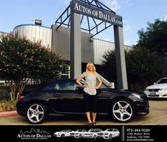 https://flic.kr/p/GfsdKd | #HappyBirthday to Haley from Jeff Thompson at Autos of Dallas! | deliverymaxx.com/DealerReviews.aspx?DealerCode=L575