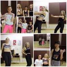 Chloe Lukasiak- Brec Bassinger from Bella and the Bulldogs Dance Tips. @Chloefandom