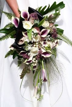 Lavender, Peppermint, picaso lilies-this is gorgeous!