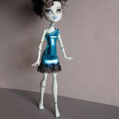 Glitzer Kleidung für Monster High Puppen von MonstaFashion auf Etsy
