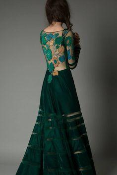 Neeta Lulla Kalamkari Collection 2013