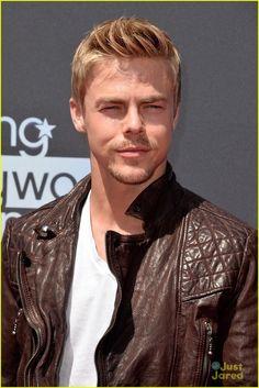 Derek Hough-Young Hollywood Awards 2013