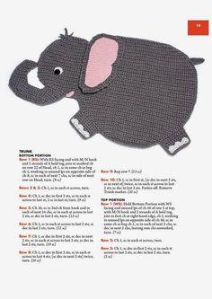 Annie's Crochet Cute Crochet Rugs for Kids