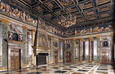 villa farnesina roma - Google Search