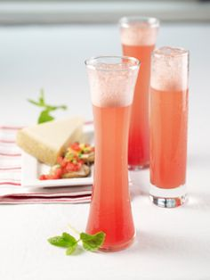 Watermelon Mimosa  #SummerBucketList  #eatmorewatermelon