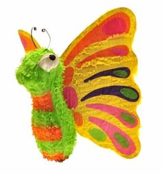Planning a princess party or your little girl simply loves butterflies? Get this adorable Butterfly Pinata for only £12.38