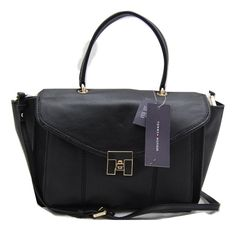 4715e2d832ee Finished in rich leather and gold, this Tommy Hilfiger bag is so versatile!  Jax & Henley
