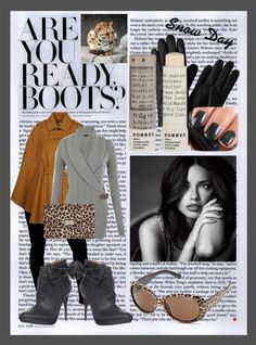 """""""Get On Your Boots"""" by bdpotena on Polyvore"""