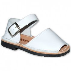 bebé blanco white leather sandal  Beautifully hand crafted high quality soft leather shoes; they are classic, durable and perfect for these sweet summer ensembles !