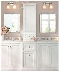 Birch Bathroom Vanities allen + roth roveland gray undermount single sink birch bathroom