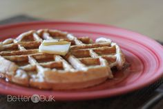Whole Wheat Waffles - An Easy Breakfast Recipe on Yummly