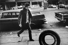 Bob Dylan, 1963  credit: jim marshall
