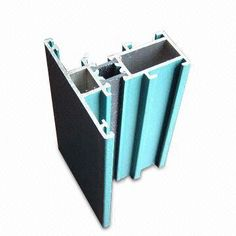 It is quite common for aluminium extrusions to slot into each other or use connector pieces. Metal Extrusion, Sheet Metal Work, Aluminium Alloy, Metal Working, Slot, Physics, Profile, Math, Nature