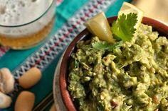Guacamole. receta de cocina fácil, sencilla y deliciosa