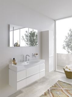 The Swiss brand LAUFEN stands for Swiss quality and design. The company offers total bathrooms concepts all over the world. House, Home, Bathroom Sets, Bath, Bathroom Vanity, Bathroom, Laufen Bathroom, Bath Inspiration, Bathroom Shower