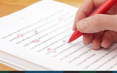 The Three Basics to Editing #writingtips