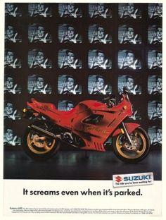 1990 Suzuki Katana 600