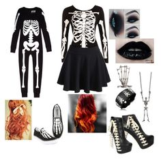 """""""Comfy Halloween vs Sexy"""" by dayjaamber831 ❤ liked on Polyvore featuring Dsquared2, Vivienne Westwood, WearAll and Bling Jewelry"""