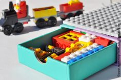 Lego travel set diy
